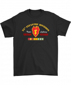 25th Infantry Division T Shirts