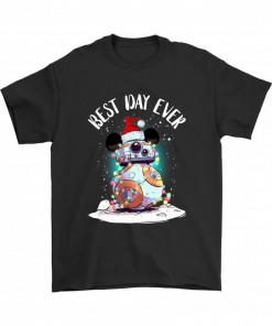 Best Day Ever Christmas Shirt