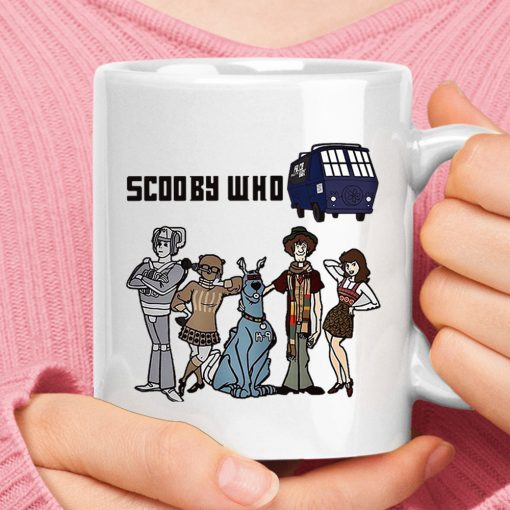 Doctor Who Scooby Doo