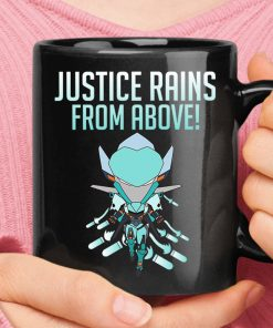 Justice Rains From Above Overwatch