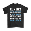 Run Like White Walkers Are Behind You