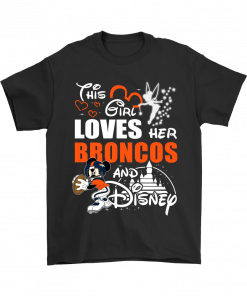 This Girl Loves Her Broncos