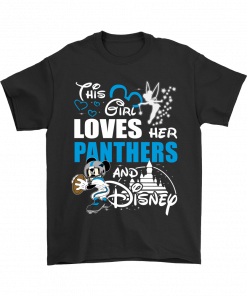 This Girl Loves Her Panthers
